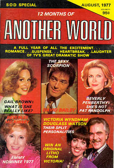 ANOTHER WORLD: PUBLICATIONS